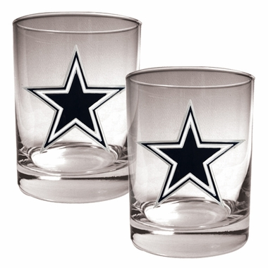 Dallas Cowboys Double Rocks Set