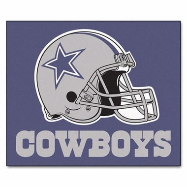 Dallas Cowboys Economy 5 Foot x 6 Foot Mat