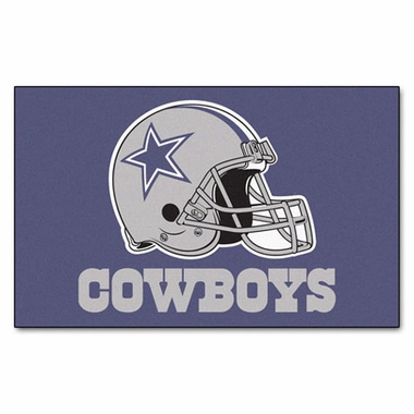 Dallas Cowboys Economy 5 Foot x 8 Foot Mat