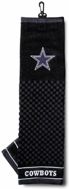 Dallas Cowboys Embroidered Golf Towel