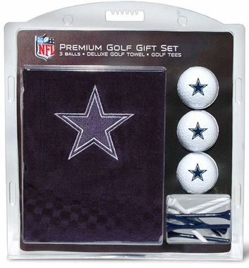 Dallas Cowboys Embroidered Towel Gift Set