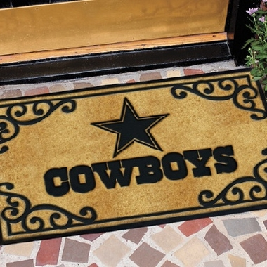 Dallas Cowboys Exterior Door Mat