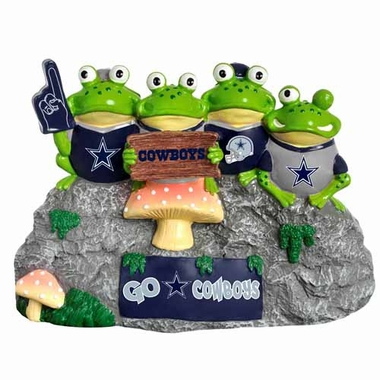 Dallas Cowboys Frog Fan Bench