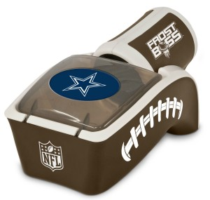 Dallas Cowboys Frost Boss Beverage Chiller