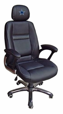 Dallas Cowboys Head Coach Office Chair
