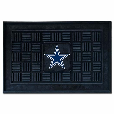 Dallas Cowboys Heavy Duty Vinyl Doormat
