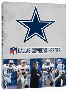 Dallas Cowboys Heores DVD