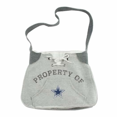 Dallas Cowboys Hoodie Sling Purse