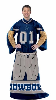 Dallas Cowboys Huddler Wrap (Uniform)