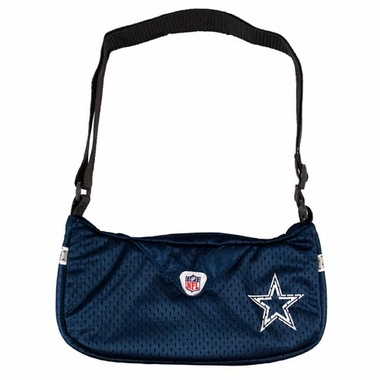 Dallas Cowboys Jersey Material Purse