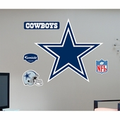 Dallas Cowboys Wall Decorations