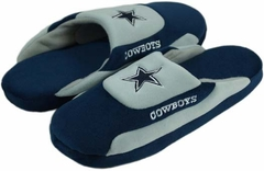 Dallas Cowboys Low Pro Scuff Slippers
