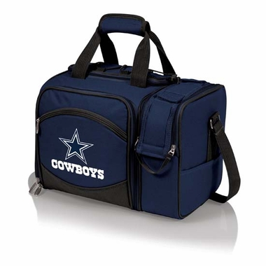 Dallas Cowboys Malibu Picnic Cooler (Navy)