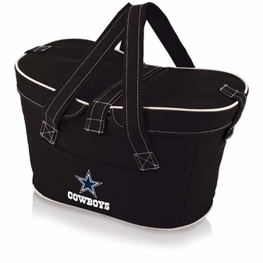 Dallas Cowboys Mercado Picnic Basket (Black)