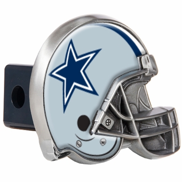 Dallas Cowboys Metal Helmet Trailer Hitch Cover