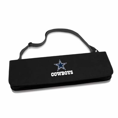 Dallas Cowboys Metro BBQ Tote (Black)