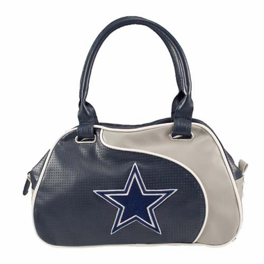 Dallas Cowboys Perf-ect Bowler Purse