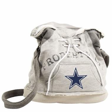 Dallas Cowboys Property of Hoody Duffle