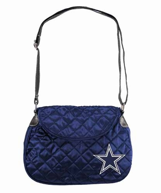 Dallas Cowboys Quilted Saddlebag
