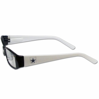 dallas cowboys reading glasses 1 75 f