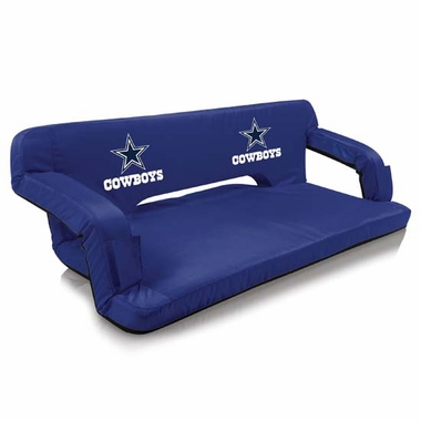 Dallas Cowboys Reflex Travel Couch (Navy)