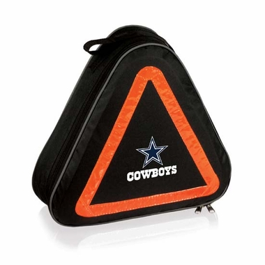 Dallas Cowboys Roadside Emergency Kit (Black)
