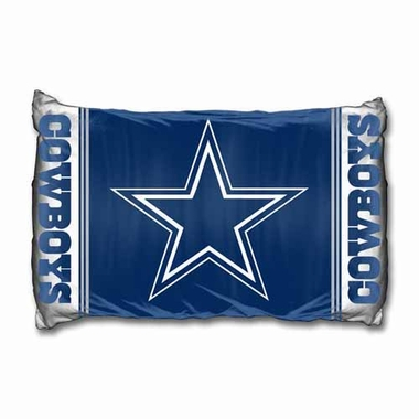 Dallas Cowboys Set of 2 Pillow Cases (Team Color)