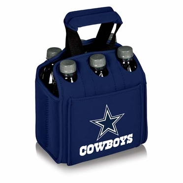 Dallas Cowboys Six Pack (Navy)
