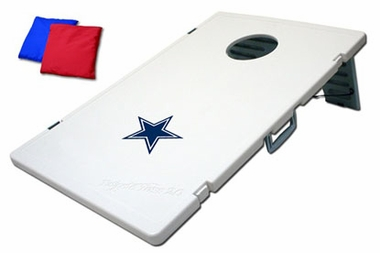 Dallas Cowboys Tailgate Toss 2.0 Cornhole Beanbag Game