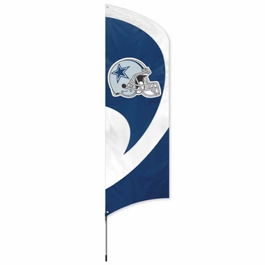Dallas Cowboys Team Tall Flag