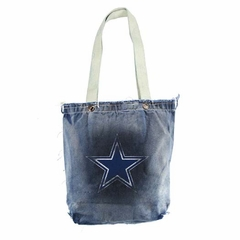 Dallas Cowboys Vintage Shopper (Denim)