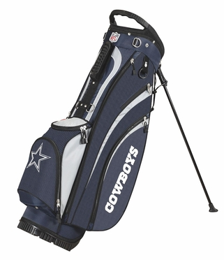 Dallas Cowboys Wilson Golf Carry Bag