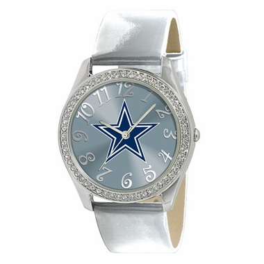 Dallas Cowboys Women's Glitz Watch