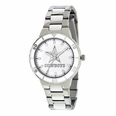Dallas Cowboys Women's Pearl Watch