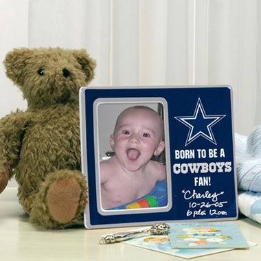 Dallas Cowboys Youth Picture Frame