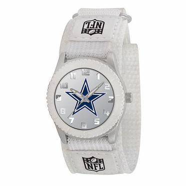 Dallas Cowboys Youth Rookie Watch (White)
