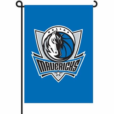 Dallas Mavericks 11x15 Garden Flag