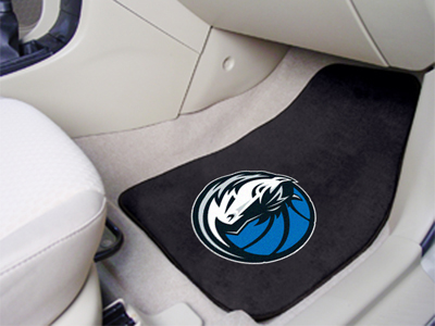 Dallas Mavericks 2 Piece Car Mats