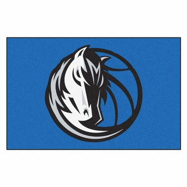 Dallas Mavericks 20 x 30 Rug