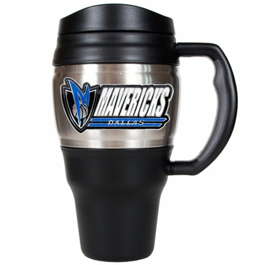 Dallas Mavericks 20oz Oversized Travel Mug