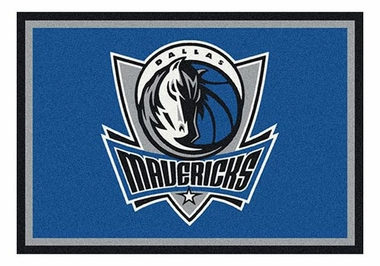 "Dallas Mavericks 5'4"" x 7'8"" Premium Spirit Rug"