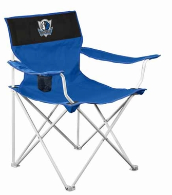 Dallas Mavericks Canvas Adult Folding Logo Chair