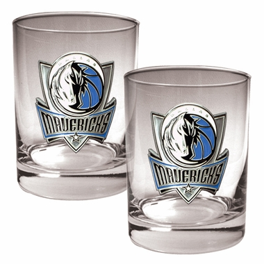Dallas Mavericks Double Rocks Set