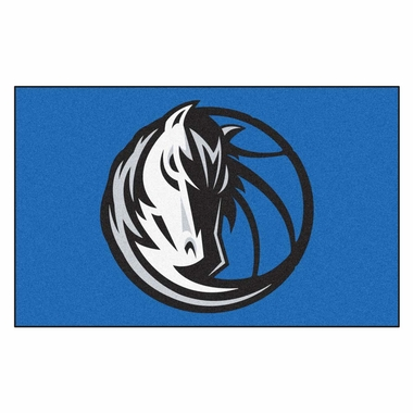 Dallas Mavericks Economy 5 Foot x 8 Foot Mat