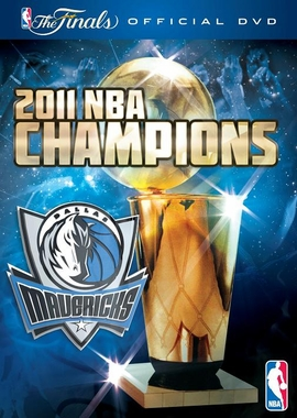 Dallas Mavericks Finals Champs DVD