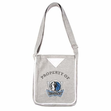 Dallas Mavericks Hoodie Crossbody Bag