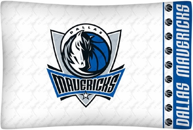 Dallas Mavericks Individual Pillowcase