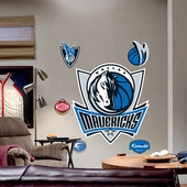 Dallas Mavericks Wall Decorations