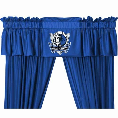 Dallas Mavericks Logo Jersey Material Valence