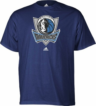 Dallas Mavericks Logo Premiere T-Shirt